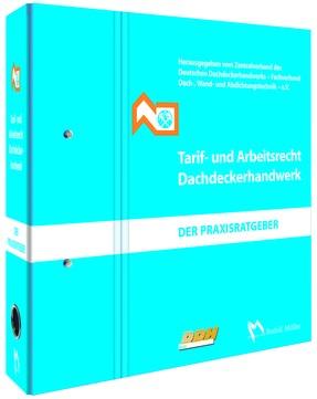 Müller Buch Tarif- und Arbeitsrecht Stand 2020