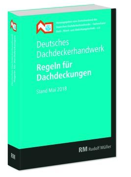 Müller Buch Regelwerk Dachdeckungen 11.auflage