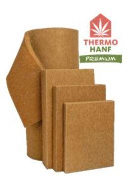 THERMO NATUR Thermo-Hanf Premium 220 mm Mattenware 1200x580 mm