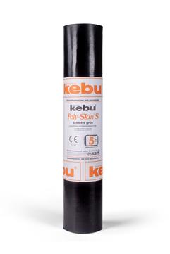 Kebulin Poly-Skin S S5 1,00x5,00 m Grün