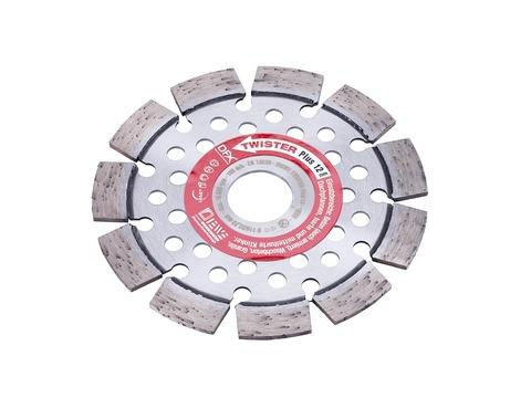 DIEWE Trennscheibe 115 mm Twister Bohrungsdurchmesser 22,23 mm Diamanttrennscheiben