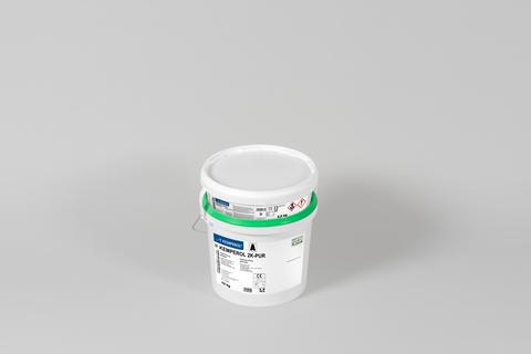 KEMPER KEMPEROL 2K-PUR 12,50 kg Grüngrau