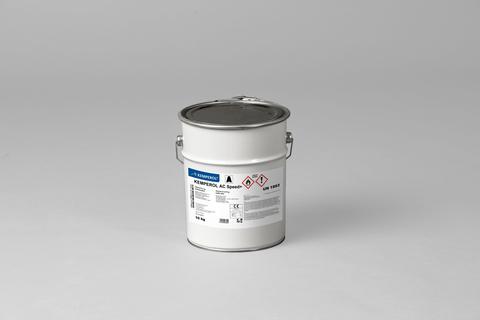 KEMPER KEMPEROL AC Speed+ 10kg verkehrsGr.Mit CP-Katalysatorpulver 2x100g RAL7042 Verkehrsgrau A