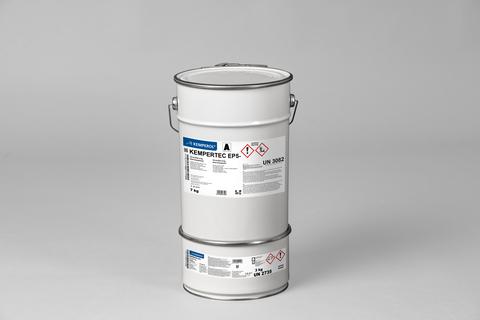 KEMPER KEMPERTEC EP5-Grundierung 10,00 kg inklusive Härter Transparentblau