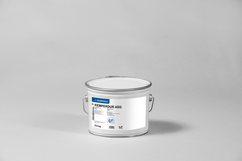 KEMPER KEMPERDUR ASG Granulat RH für Dickbeschichtung Weiß