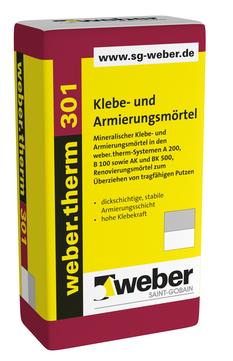 Saint-Gobain Weber weber. 301 lose mineralischer Grau