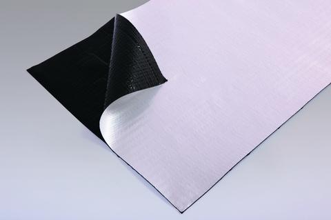 Sika Sarnavap 5000 E selbstklebend 1,08x40,0 m 0,40 mm aluminiumkaschiert