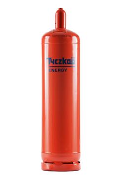 Tyczka Brenngasfüllung 33,0 kg WPF für Wertpfandflasche