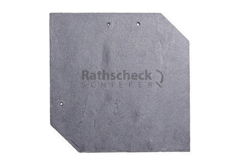 Rathscheck Schiefer Quadrate 25x25 cm links InterSin Grube 120