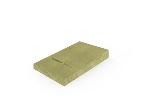 Rockwool Mineralwoll Gefälledach Georock Typ 201 1000x 600 mm 2 % 40-60 mm 4 Stück je Paket WLS 038
