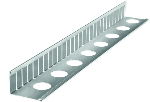 Reichlmeier Green Dachrandprofil 80 mm Länge=2000 mm inklusive Stoßverbinder Alu