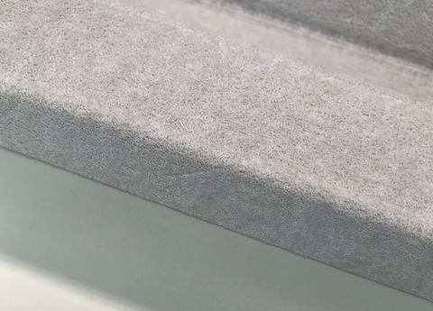 Laukien Anticondens-Vlies für T35/207 mit Trennschnitt