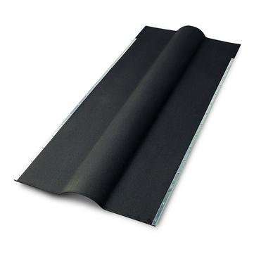 Scobalitwerk Gutta Firsthaube Länge 1060 mm Stärke 2,20 mm Schwarz