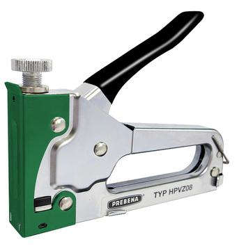 PREBENA Handhefter HPVZ08 155x20x 75 mm für Klammertyp VZ von 6-8 mm