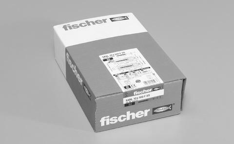 Flender Langschaftdübel SXRL 10x100mm FUS Nr.522720/070200 Verzinkt