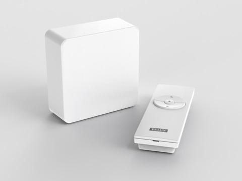 VELUX Elektro-Zubehör KUX 110 Steuersystem für 1 cm Motor oben 1 cm E-Produkt