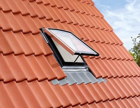 VELUX Dachfenster GVR 3K2 1159PS 49,5x55 cm Historik-Dachfenster isolierverglast Kupfer