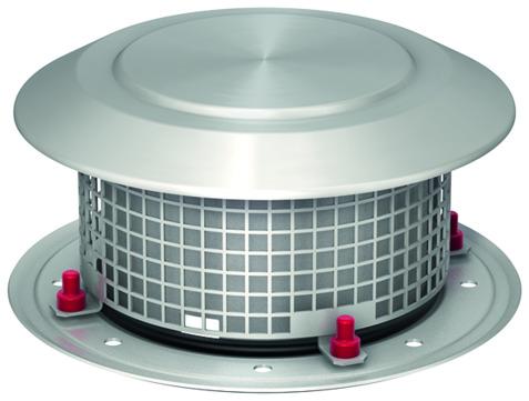 ACO Passavant Retentionsaufsatz 1,5 l/s 1171.10.64 DN70/100/125 Bauhöhe 85 mm Edelstahl 1.4301