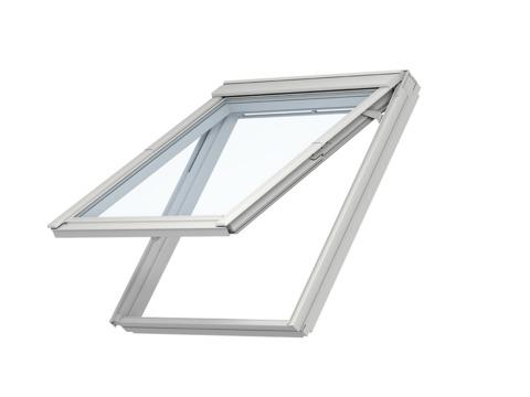 VELUX Austauschfenster Kunststoff VKU Y43 0074 75x104 cm Polyurethan Thermo Aluminium