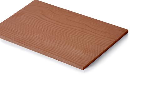 Cembrit Cembrit Plank 3600x180x8 mm CP370c Zedern Optik Oxydrot