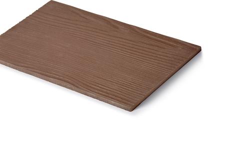 Cembrit Cembrit Plank 3600x180x8 mm CP380c Zedern Optik Rotbraun