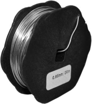 Dosteba Ersatzdraht 0,65 mm 20 m für SPEWE 5305 S / 6000 L / 6000 S