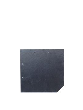Böger (Theis) Schiefer Wabendeckung 20x20 cm gelocht Assulo Grube Assulo A 1