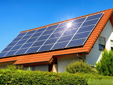 Bauder Solar Modul mit Leistungsklasse