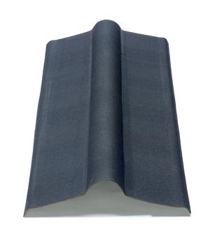 Onduline Onduline Firsthaube A100 100 cm lang Schwarz