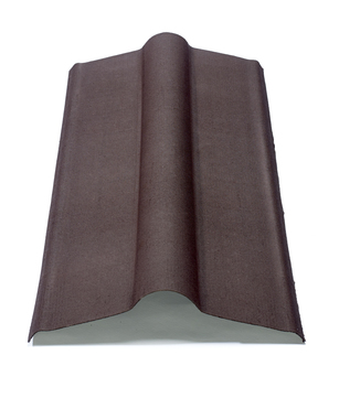 Onduline Onduline Firsthaube A100 100 cm lang Braun