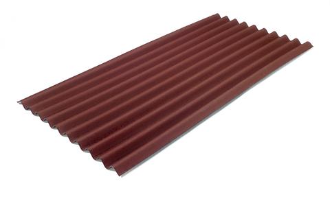 Onduline Onduline Classic Wellplatte 2000x 950x3,0 mm Rot