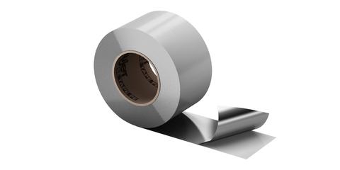 ALUJET Klebeband SE 0,03 mm 0,070x100 m SE-Tape-PE Alufarben