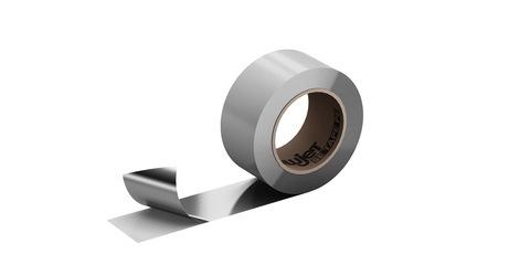 ALUJET Klebeband SE 0,03 mm 0,070x 10 m SE-Tape-PE Alufarben