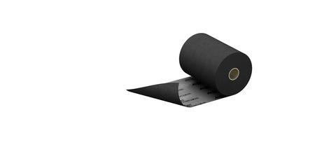 ALUJET Walljet 24,0 cm 3-Schicht-Verbund, bitumenbeständig Schwarz