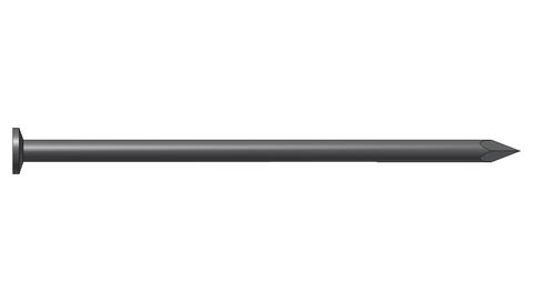 Weißenfelser Drahtnagel 3,1x 80 mm Senkkopf 2,5 kg Europanorm EN 10230-1 Feuerverzinkt
