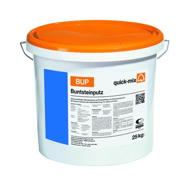 Quick-Mix Buntsteinputz BUP Farbnummer 21 Körnung 1,2-1,8 mm 25 kg/Gebinde