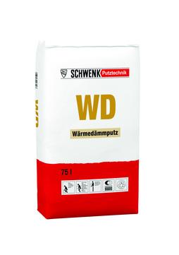 Quick-Mix Wärmedämmputz WD 75L DP-B, 32 Sack/Palette