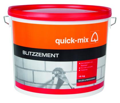 Quick-Mix Blitzzement 15 kg Eimer