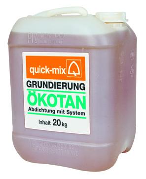 Quick-Mix Ökotan Grundierung BGR 20 kg 20 kg
