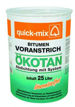 Quick-Mix Ökotan Bitumen Voranstrich 10 l