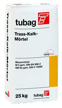Quick-Mix Trass-Kalk-Mörtel TKM5 25 kg 4 mm