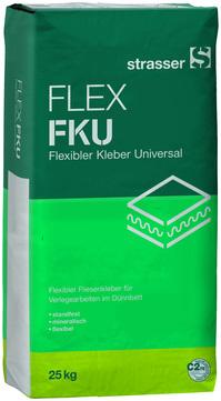 Quick-Mix Kleber flexibel FKU 25 kg