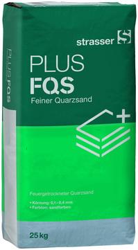 Quick-Mix Quarzsand FQS fein 25 kg Körnung 0,1-0,4 mm