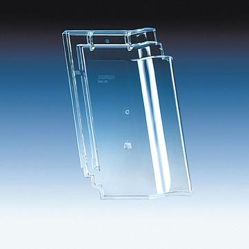 Klöber KL0226 Flachdachziegel F13 Lichtpfanne