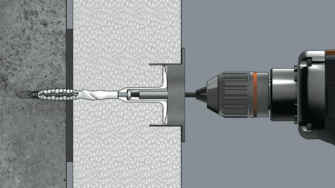Knauf Gips Schraubdübel STR U 2G 135 mm 100St/Pak