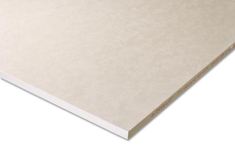 Knauf Gips Gipsplatte Fireboard 20,0x1250x2000 mm Fireboard beschichtet VK