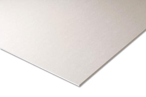 Knauf Gips Gipsplatte B 6,5x2500x 900 mm Formplatte AK GKB