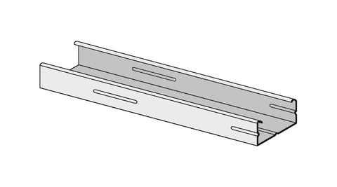 Knauf Gips CD-Profil 60/27/06 4000 mm