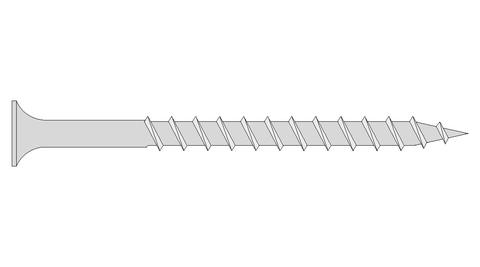 Knauf Gips Schnellbauschraube TN 3,9x45 mm Grobgewinde 1000 Stück