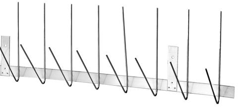 Palmer Taubenschutz Pixx für Dachrinnen 1 m